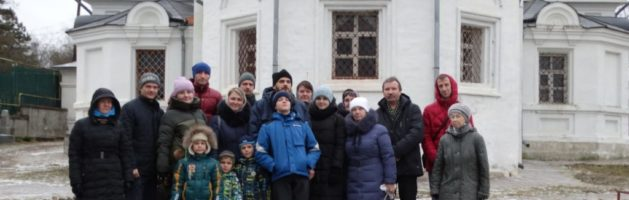 Паломническая поездка в Тарусу