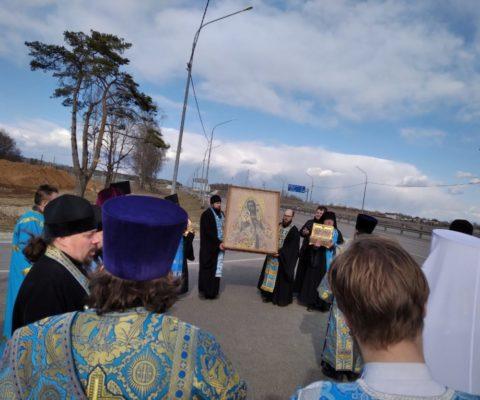 Крестный ход вокруг Калуги