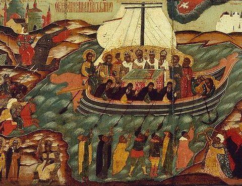 В Неделю Торжества православия