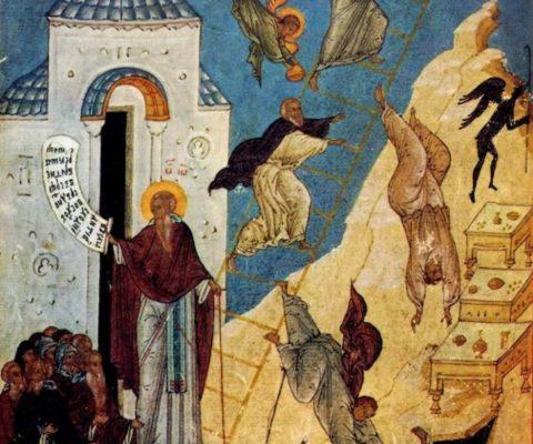 В Неделю преподобного Иоанна Лествичника праздничное богослужение