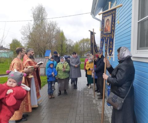 Литургия и  крестный ход в неделю Антипасхи, память ап. Фомы